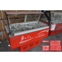 SWD1000五洲伯乐1米圆弧冰粥柜冰粥机展示柜冷藏柜冷藏机冰柜商用