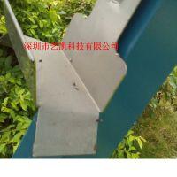 深圳龙岗钣金机箱充电桩外壳不锈钢喷粉加工