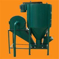 厂家直销电动饲料立式自吸式粉碎搅拌机 自产自销