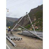 立杆机 三脚立杆器 铝合金管 重量轻 承重高 质保一年 可分节