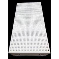 深灰色铝单板外墙幕墙金色氟碳铝单板 烤碳冲孔铝板尺寸定做造型雕花板乐斯尔