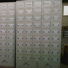 兴安哪里可以定做中药柜 个体诊所社区卫生院57斗中药橱药盘架