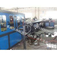 广州联信65单螺杆PP塑料管材挤出机 LX塑料机械