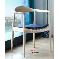 五年质保 实木椅子 橡木/榉木/柚木餐椅 欧式西餐厅创意椅子