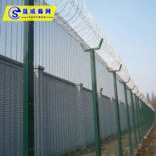 深圳科技园防护围网 海边主安全防护围网 厂家现场安装