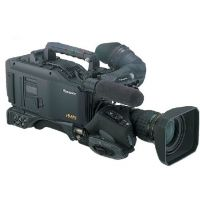 松下 Panasonic AJ-HPX3100MC 高清 肩扛 3100 摄像机 摄录一体机