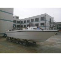 小型快艇 豪华钓鱼艇 休闲钓鱼艇 钓鱼艇价格 HA850D 威海海安游艇