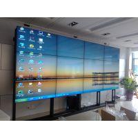 46寸三星液晶拼接屏 超窄边拼缝仅为3.5mm 安防会议展厅大屏幕电视墙