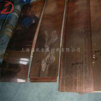 上海盛狄现货供应高硬度QBe0.3-1.5铍青铜板材