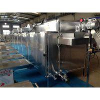 青海隧道式烘干机,诸城亿马机械(图),果蔬隧道式烘干机