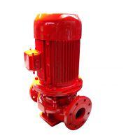 消防泵控制柜厂家直销XBD1.25/222-350L-235泉柴卧式消火栓泵