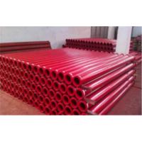伟纪管道泵管(在线咨询),耐磨泵管,生产耐磨泵管