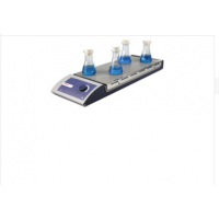 10通道标准型磁力搅拌器MS-M-S10价格/大龙多通道