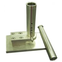 厂家直供 ASTM D5171钮扣撞击强力测试仪 钮扣撞击试验机 东莞通铭检测仪器TOMY