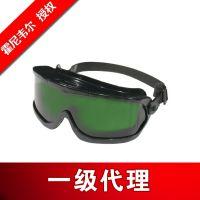 霍尼韦尔1008111防雾防冲击防化护目镜防尘防沙电焊专用防护眼镜