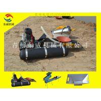 非洲沙金开采设备厂家 【东威DW-HP】小型河道沙金开采抽沙选金机价格