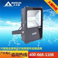 led泛光灯用在工厂照明是否适合