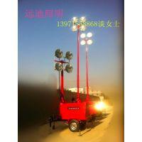 D-SFW6130全方位大型移动照明车移动照明灯