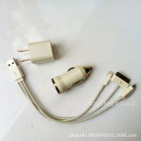 批发手机充电器1A USB接口墙充 220V锂电池iPhone6三星华为充电器