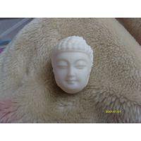 厂家供应生产象牙果雕刻核雕把件挂件创意工艺礼品释迦摩尼佛佛头