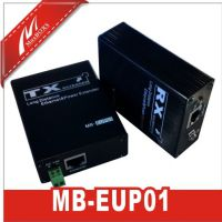 1000米POE长距离交换机MB-EUP01深圳欧凯讯