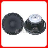 专业舞台音箱喇叭 10寸圆形4欧75W低音炮重低音扬声器