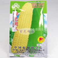 绿色超人水果玉米种子鲜食玉米种子生吃玉米种农科院监制正品新货
