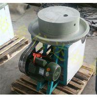信达家用小型豆浆电动石磨机,厂家销售天然石材电动豆浆石磨机