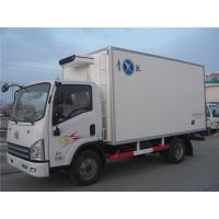解放虎V小型冷藏厢价格 4.2米一汽解放冷藏车 冷链运输车