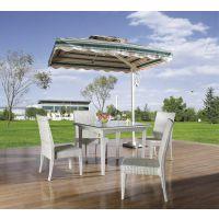 地中海风格餐厅家具定做 实木餐桌 倍斯特家具