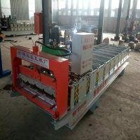 彩钢瓦设备 840型彩钢压瓦机 博远压瓦机厂现货销售