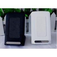厂家直销 立式无线充电器 s7 note5 三线圈 无线充宝