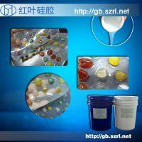 水晶模具硅胶优质液体硅胶进口液体硅胶