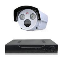 手机监控套餐  720P高清远程4路  家用防盗NVR网络摄像机