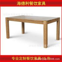【新品特卖】【新品上市】田园简欧客厅餐厅实木餐桌   专业定做