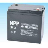 6V180AH蓄电池耐普蓄电池6V系列