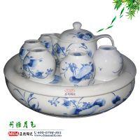定做新年礼品茶具 生产精美陶瓷茶具厂家