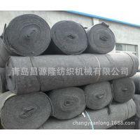 供应2米针刺无纺布生产线 2.5米针刺非织造布机械设备