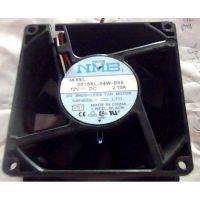 原装NMB 3615KL-04W-B86 9038 12V 2.1A 温控检测电脑散热风扇现货