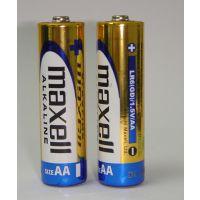 现货供应日立进口品牌MAXELL LR6 5号AA SIZE 碱性干电池