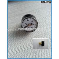 25mm Miniature Manometer For Pump