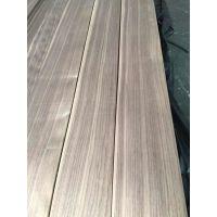 天然木皮 封边条厂家 黑胡桃木皮 油漆木皮 无纺布木皮