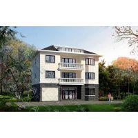 农村三层独栋住宅,房屋施工图