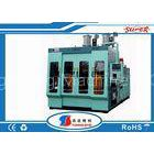 One Head Automatic 5L Blow Molding Machine With Double Proportional Hydraulic System