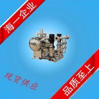 WZG温州无负压增压稳流给水设备