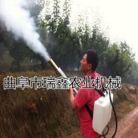 蔬菜大棚脉冲弥雾机 脉冲式双管烟雾机 黄金版弥雾机