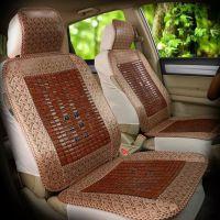 2015新款夏季竹子坐垫 磁疗汽车座垫 汽车用品 一件代发