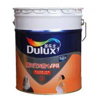 多乐士第二代五合一净味墙面漆18L内墙乳胶漆第2代5合1 环保