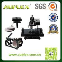 供应auplex 38*38 五合一多功能热转印机 五合一烫画机 HP5IN1-3