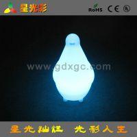 卧室塑料装饰用品  餐厅吧台桌面台灯 LED玄关装饰灯 磨砂防水灯